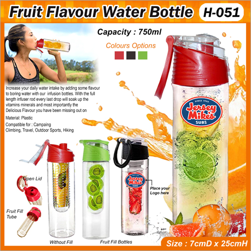 Fruit Flaover Water Bottel H-051