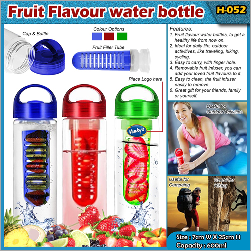 Fruit Flaover Water Bottel H – 052