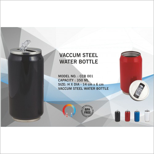 Vacuum Steel Bottles CCB – 001