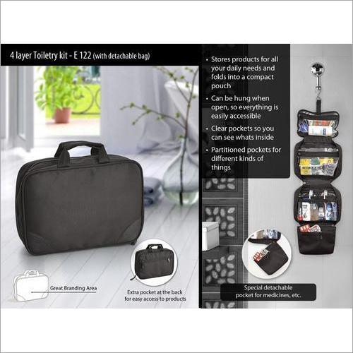 Layer Toiletry Kit E-122 / 4