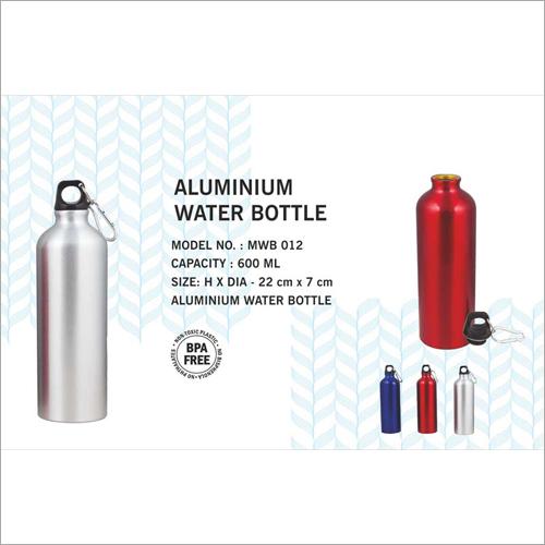 Aluminium Bottles MWB 012