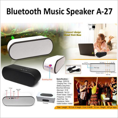 Wireless Bluetooth Speaker A 27