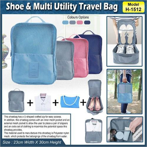 Shoe & Multi Utility Travel Bag H-1512