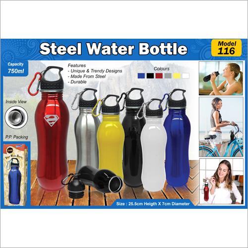 Steel Water Bottle – 116