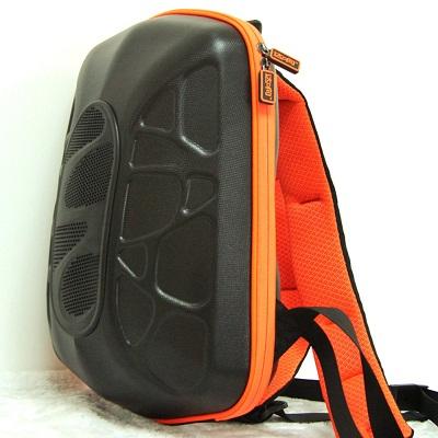 Bag with Inbuilt Speaker