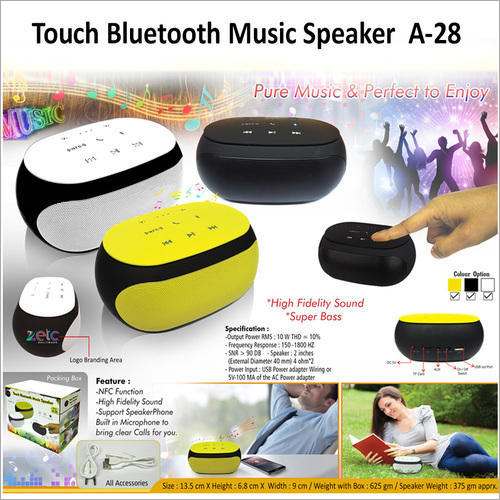 Touch Bluetooth Music Speaker A-28