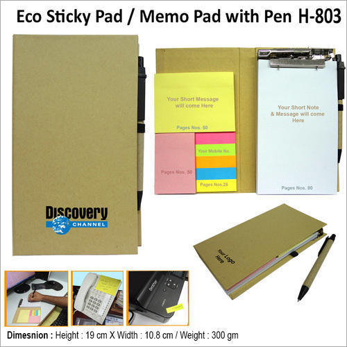 Eco Sticky Pad – 1062