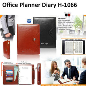 Corporate Gifting - Office Planner Diary - H - 1066