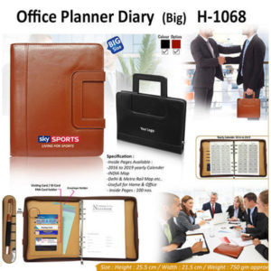 Corporate Gifting - Office Planner Diary (Big) - H - 1068