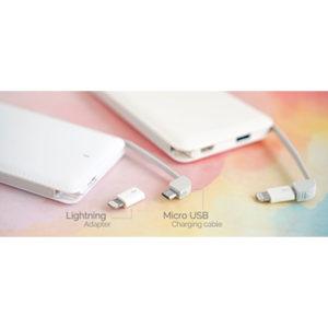 Corporate Gifting - Card Power Bank 5000 mAh