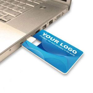 Corporate Gifting -Credit Card Shape OTG Pendrive