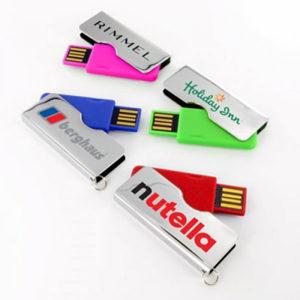 Corporate Gifting -Customized Swivel USB Pen Drive