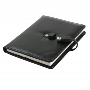 Corporate Gifting -Diary Notebook with USB