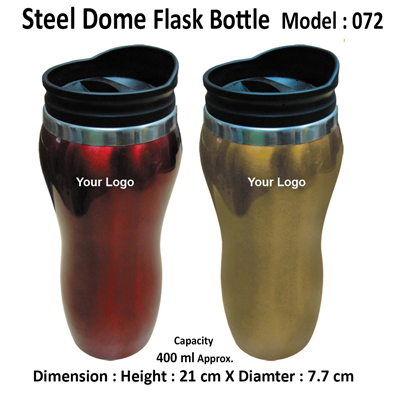 Dome Flask Bottle-0721