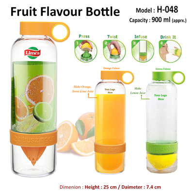 Fruit Flavour Bottle H-048