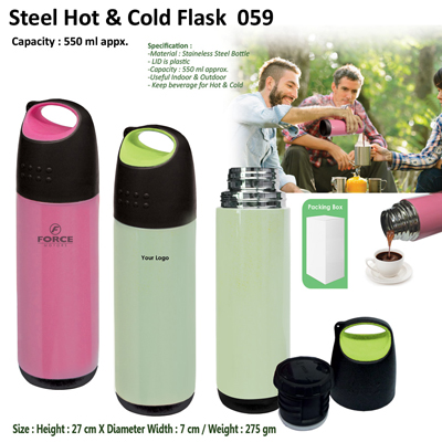 Hot & Cold Flask 059