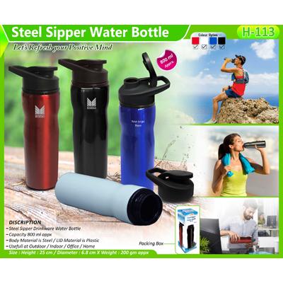 Sipper Bottle H-113