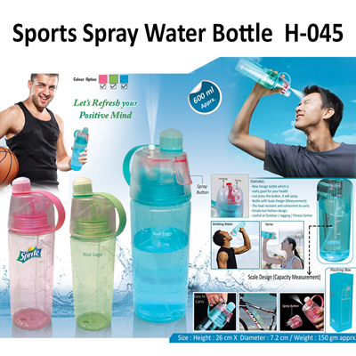 Spray Water Bottle-045