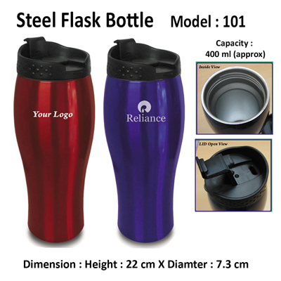 Steel Flask Bottle-1011