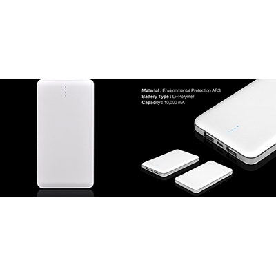 Card Power Bank 10000 mAh