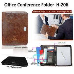 Corporate Gifting - Office Conference Folder - H - 206