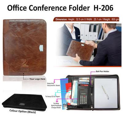 Office Conference Folder H-206