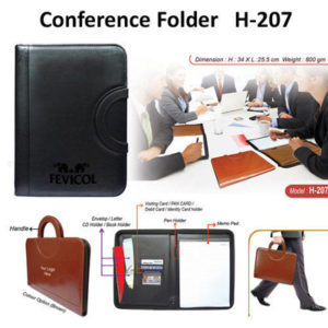 Corporate Gifting - Conference Folder - H - 207
