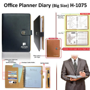 Corporate Gifting - Office Planner Diary (Big Size) - H - 1075