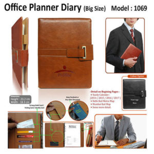 Corporate Gifting - Office Planner Diary (Big Size) - 1069