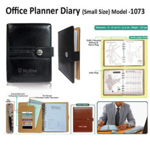 Corporate Gifting - Office Planner Diary(Small Size) - H - 1073