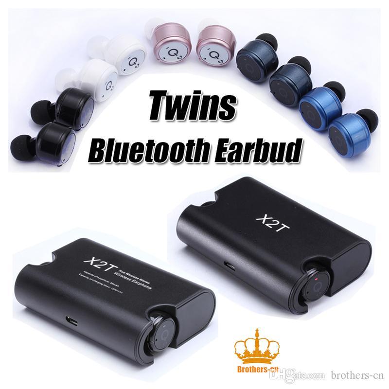 Wireless Bluetooth Earbuds X2T